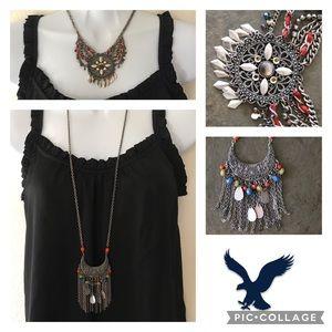 AEO Vintage Necklaces (bundle of two)